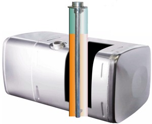 Датчик уровня топлива ДУТ «Эскорт-ТД» для систем контроля топлива - 4